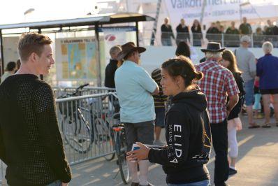 Politikerveckan / Almedalen 2012
