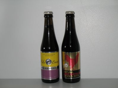 Nils Oscar, Kalaspåsköl och Sigtuna, Dark Easter Ale