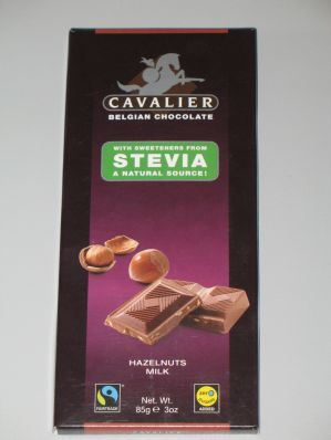 cavalier - hazelnuts and milk